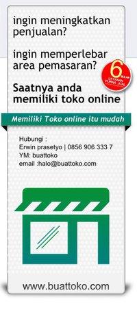 buattoko.com - memiliki toko online itu mudah